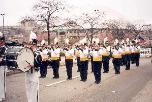 Pittsburgh St. Patrick's Day Parade 2002